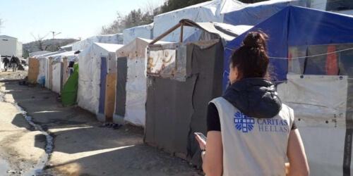 Caritas International Belgique APPEL À L'ACTION: Réinstallation de mineur-e-s non accompagné-e-s à partir de la Grèce