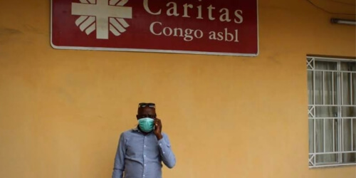 Caritas International Belgium Coronavirus: as the pandemic progresses Central Africa becomes plagued by the virus
