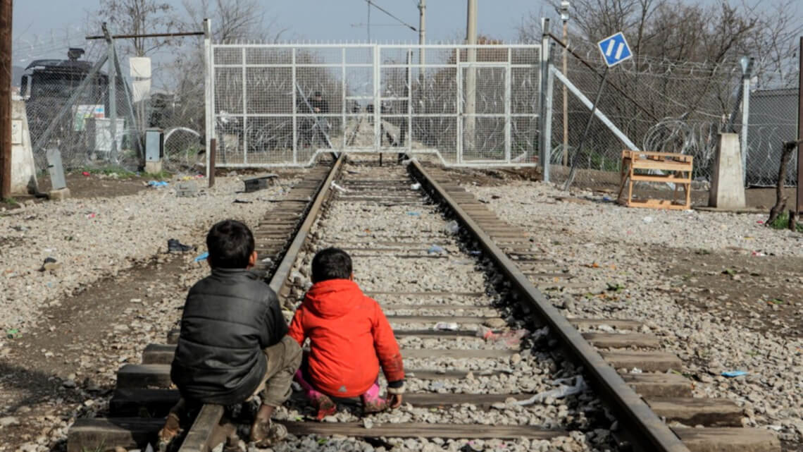 Caritas International Belgium Pledges to relocate unaccompanied children from the Greek islands need to be honoured