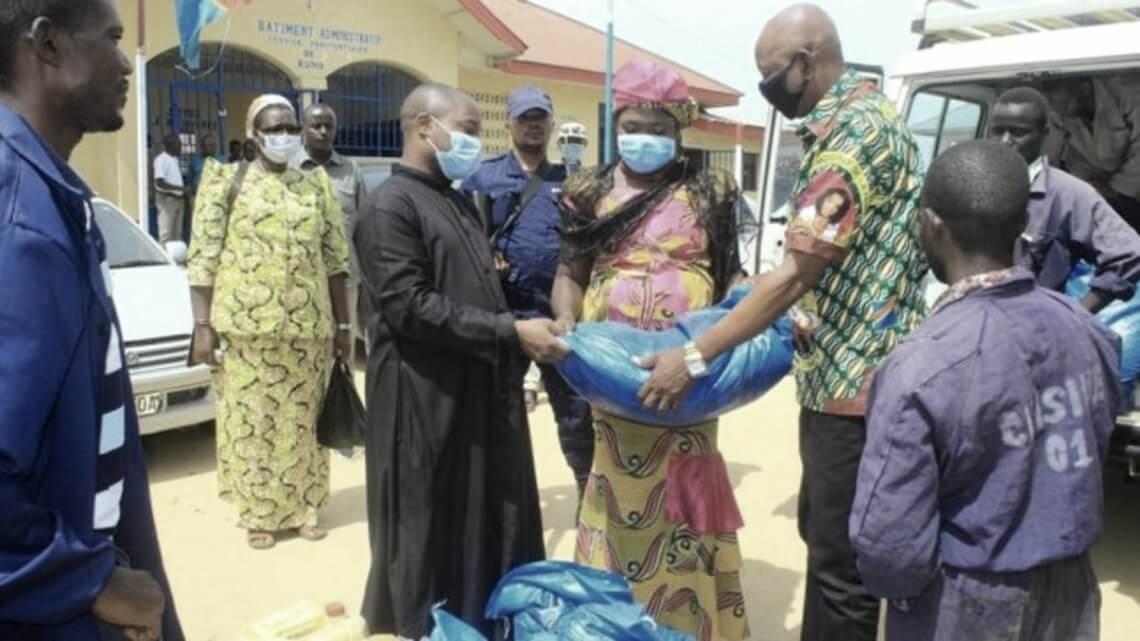 Caritas International Belgium Coronavirus: Urgent need for humanitarian aid in DR Congo