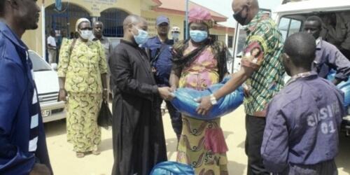 Caritas International Belgique Coronavirus: Besoin urgent d'une aide humanitaire en RD Congo