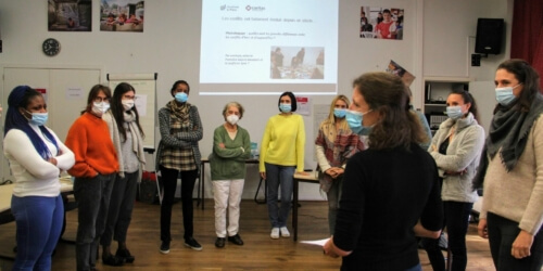 Caritas International Belgique Formation – Migrations & conflits