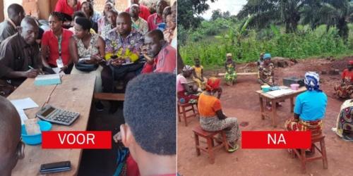 Caritas International België Burundi: de werkwijze aanpassen naar aanleiding van het coronavirus