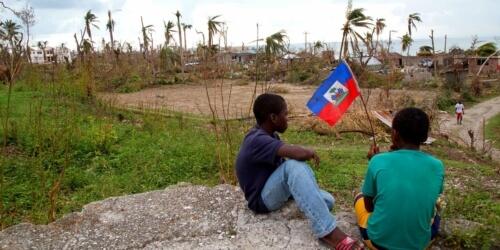 Caritas International België In Haïti: na inflatie en mislukte oogsten, nu het coronavirus