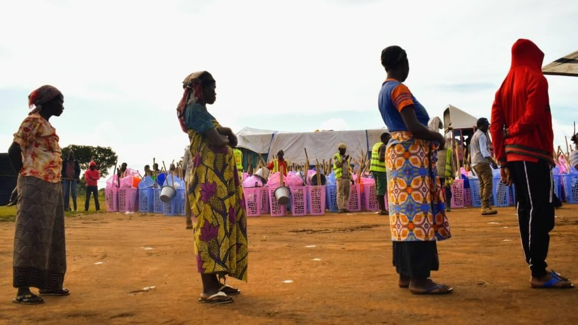Caritas International Belgique Coronavirus: Quand l'urgence sanitaire intensifie l'urgence alimentaire