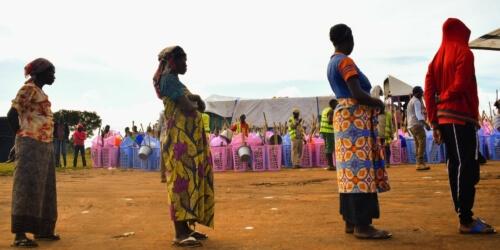 Caritas International België Coronavirus: wanneer de huidige gezondheidssituatie de voedselnoodtoestand voedt