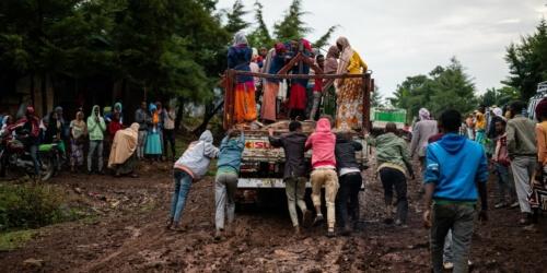 """Caritas International België Ethiopië en Zuid-Soedan: """"wij sterven nog liever aan corona dan van de honger"""""""