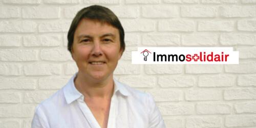 Caritas International Belgique Marie-Hélène, propriétaire solidaire: «Le soutien de Caritas me rassure»