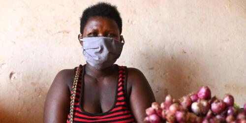 """Caritas International België Getuigenissen uit Rwanda: """"Soms zitten we gewoon zonder voedsel"""""""