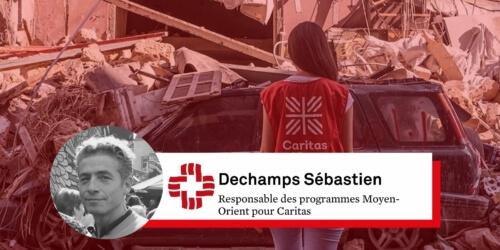 Caritas International Belgique 5 questions pour tout comprendre sur l'actualité à Beyrouth, au Liban