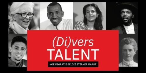 Caritas International België Mobiele tentoonstelling – (Di)vers talent