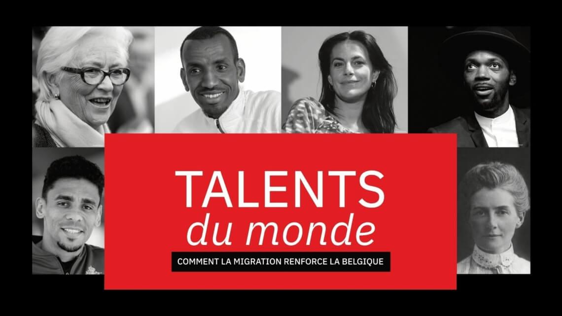 Caritas International Belgique Exposition itinérante – Talents du monde