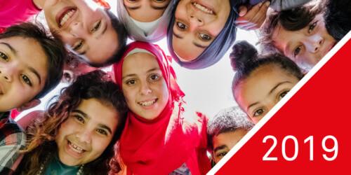 Caritas International Belgique Ne laisser personne de côté: notre rapport annuel 2019