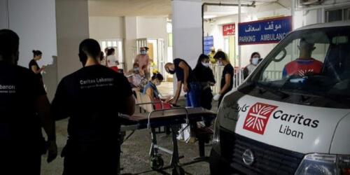 Explosion à Beyrouth – «Nos centres médicaux sont submergés. Les hôpitaux manquent de tout. Y compris de nourriture».