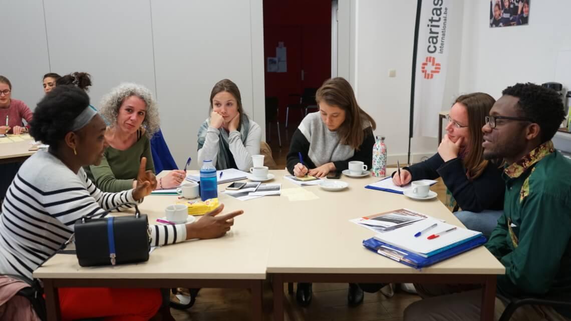 Caritas International Belgique APPEL: Création d'un outil numérique pour vous… mais pas sans vous!