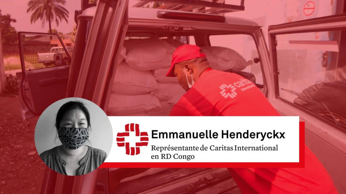 Caritas International Belgique Coronavirus en RD Congo: «L'impact économique est énorme»