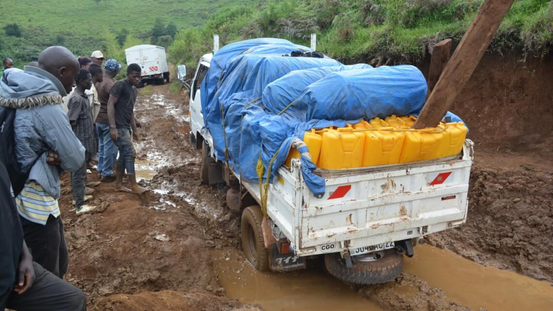Caritas International Belgique Aide humanitaire pour personnes déplacées au Sud-Kivu