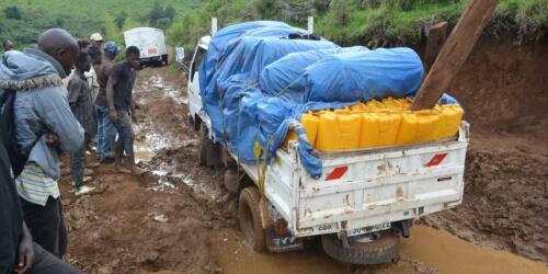 Caritas International België Humanitaire hulp voor verdreven personen in Zuid-Kivu