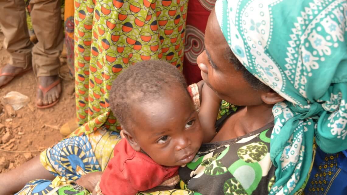 Caritas International Belgique Une alimentation de qualité pour les jeunes enfants à Kwango