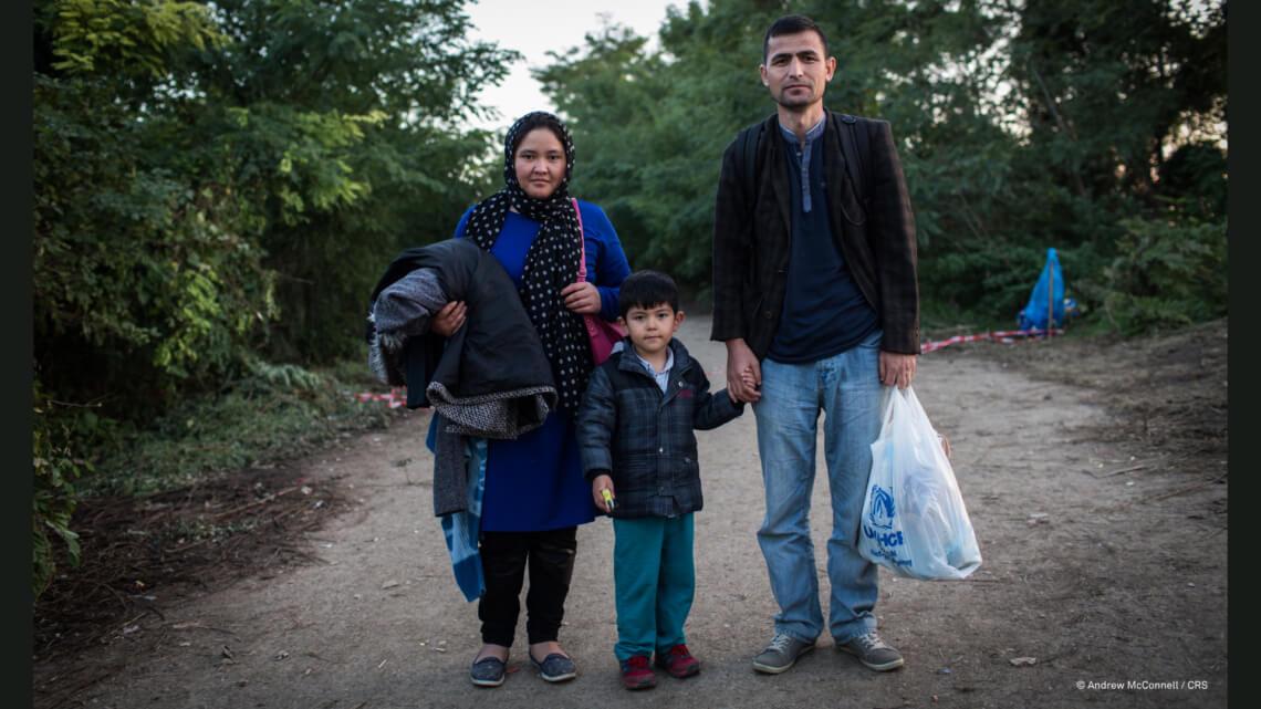 Caritas International België Een nieuw Europees migratiepact: hoop en teleurstelling