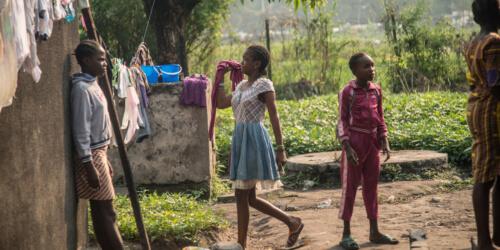 Caritas International Belgique Objectifs de Développement Durable: Analyse chiffrée de la RD Congo