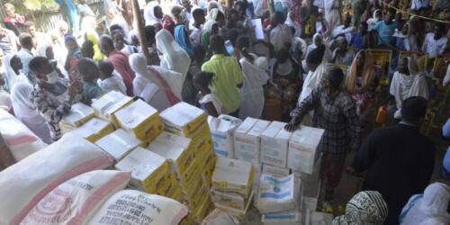 Caritas International Belgique Ethiopie, Tigré: Caritas lance un appel d'urgence