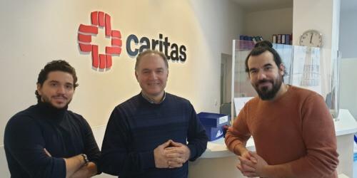 Caritas International België Interculturele medewerkers: de bruggenbouwers