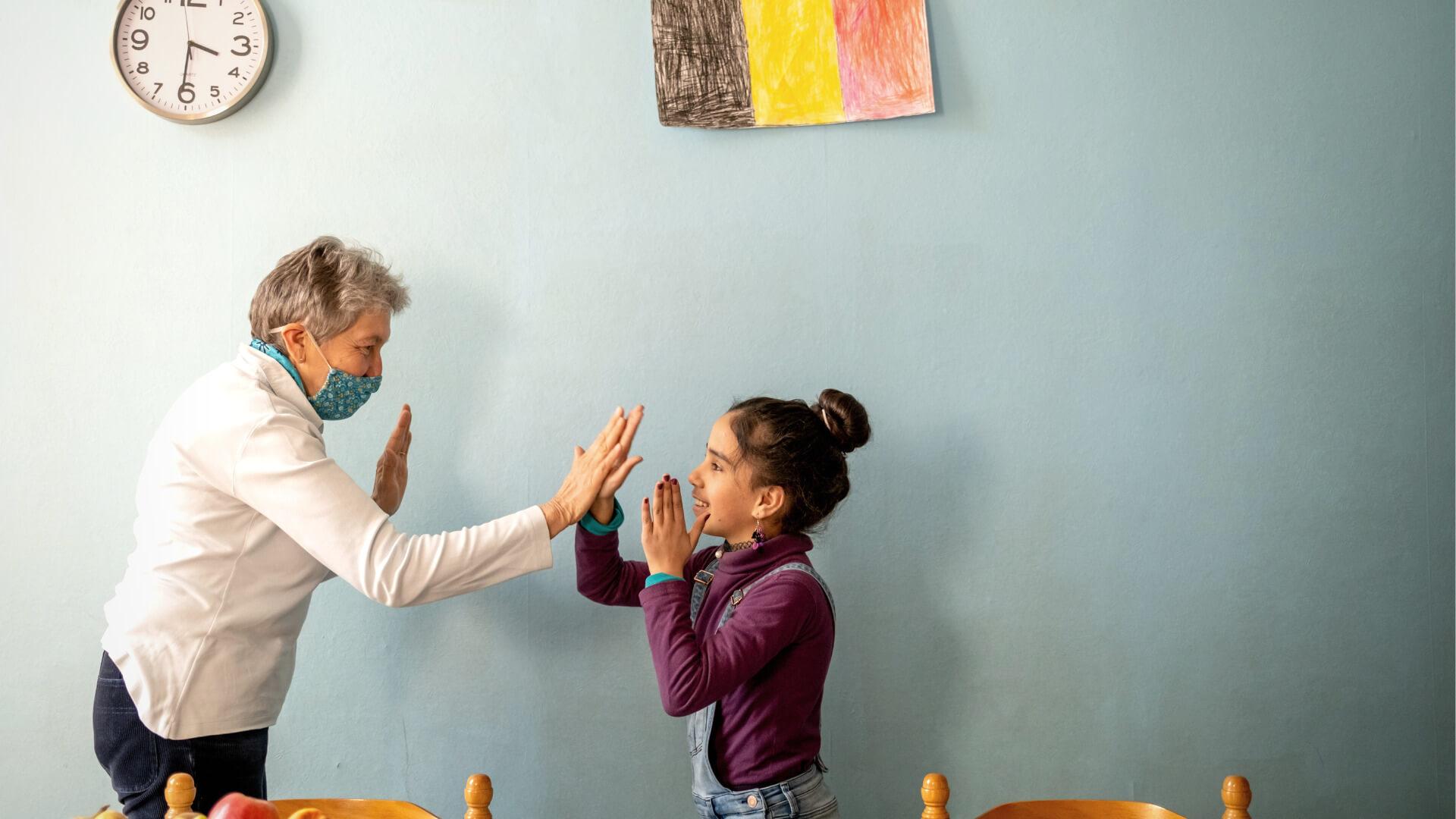 Caritas International Belgique Un accueil en famille