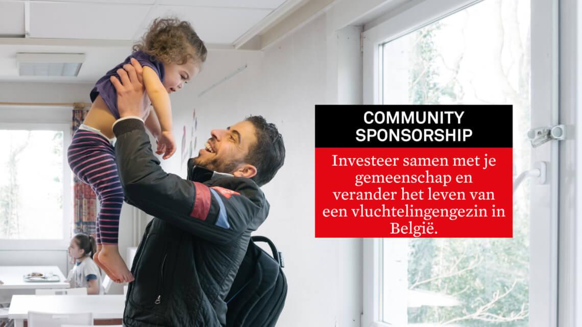 Help jij een vluchtelingenfamilie op weg in België? Richt een solidaire onthaalgroep op!