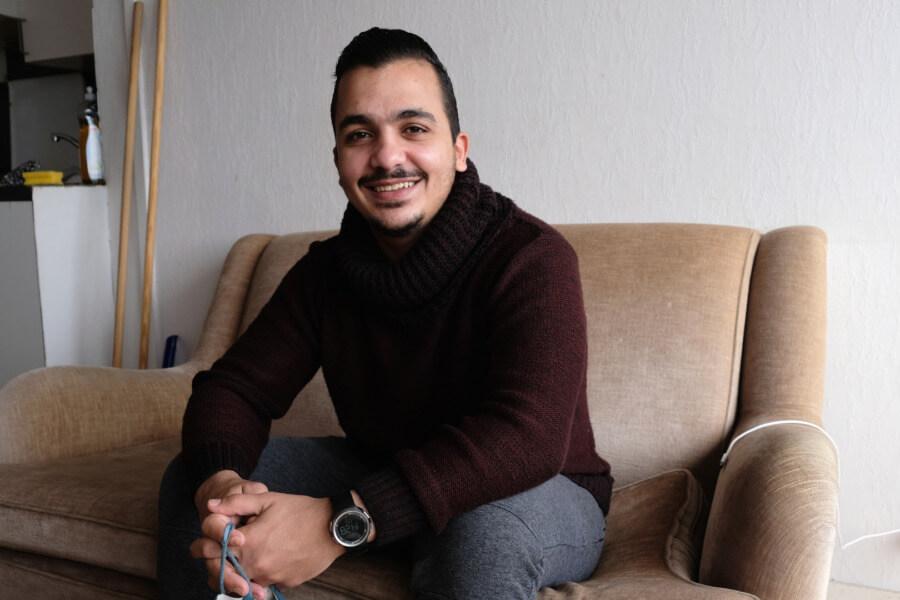 Caritas International België Het verhaal van Fadi