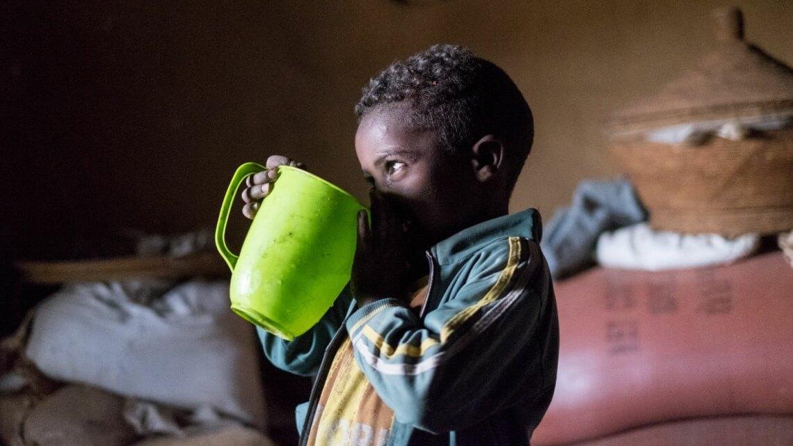 Caritas International Belgique Tigré: nourriture, eau, aide matérielle en réponse à une grave crise humanitaire