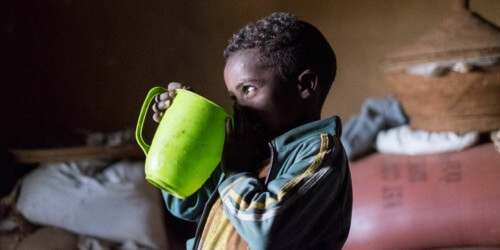 Caritas International België Tigray: voedsel, water, materiële steun als antwoord op ernstige humanitaire crisis