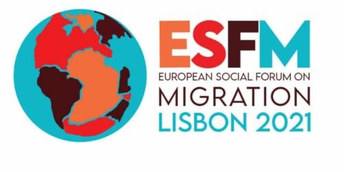 Caritas International België Europees Sociaal Forum over Migratie van 15 maart tot 26 maart 2021