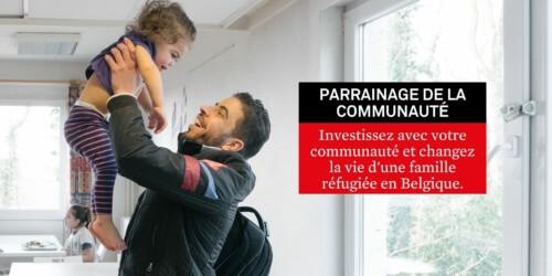 Caritas International Belgique Vous investir aux côtés d'une famille de personnes réfugiées?