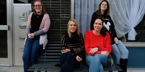 Caritas International Belgique Leur cœur bat pour les personnes vulnérables: «Nous les aidons à se faire entendre»