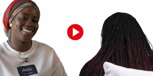 Caritas International België Videogetuigenis: Twee vrouwen, twee verhalen