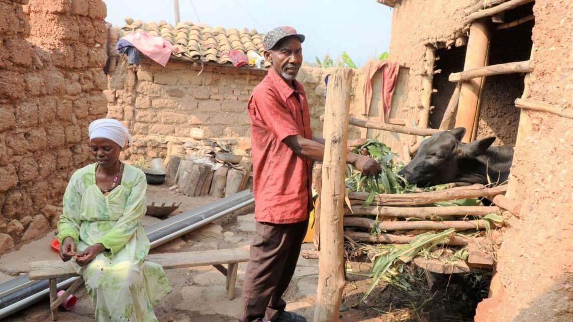 Caritas International België Rwanda: voedselhulp is nu het dringendst