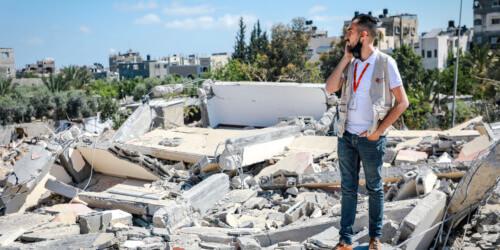 Caritas International Belgique Gaza: une réponse médicale d'urgence suite au cessez-le-feu