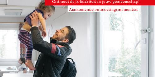 Caritas International België Ontmoet de solidariteit in jouw gemeenschap!