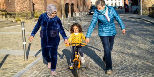 Caritas International België Internationaal netwerk voor sponsorship-programma's
