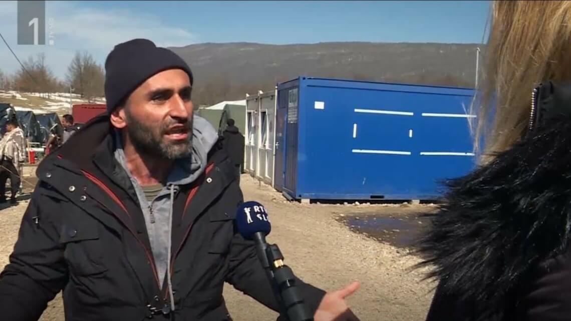 Caritas International België Wereldvluchtelingendag: Pleidooi voor een gastvrij Europa