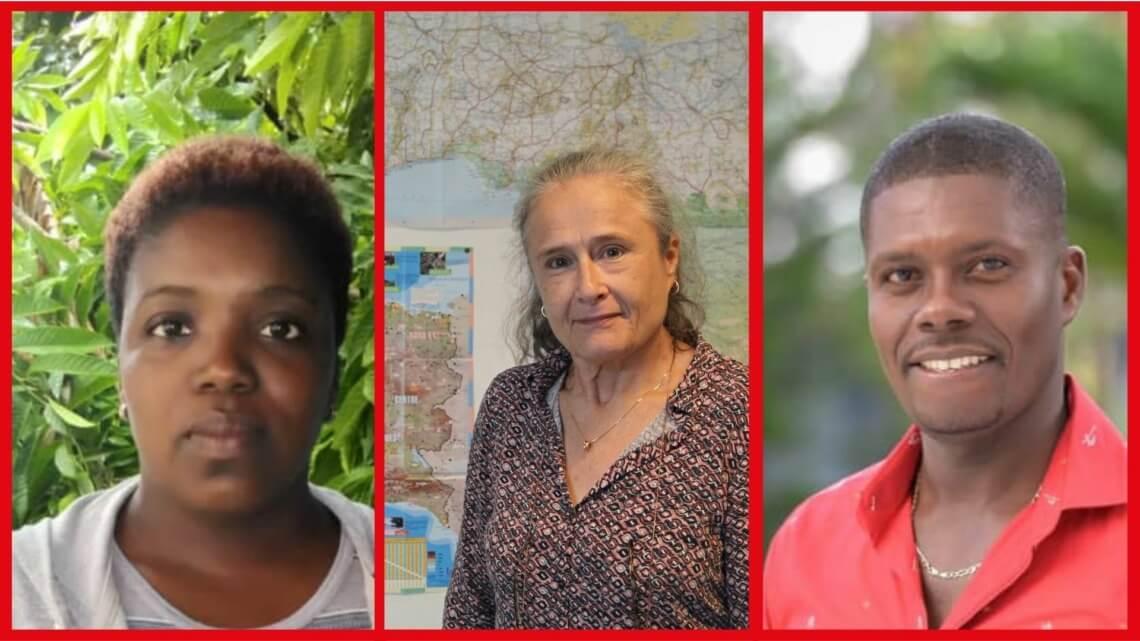 Caritas International Belgique Haïti: dans l'urgence, l'aide s'organise. Interviews