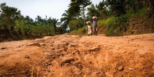 Caritas International België De vicieuze cirkel van armoede, honger en klimaatverandering in Burundi