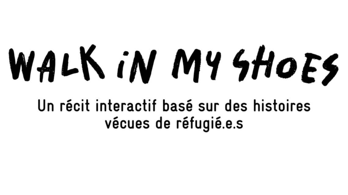 Caritas International Belgique L'outil pédagogique «Walk in my shoes» bientôt disponible