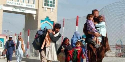 Caritas International België Van Afghanistan tot België: mensen gevangen in een oorlog zonder eind