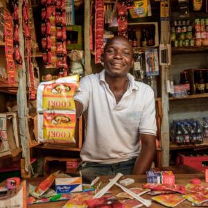 Burundi Venant commerçant