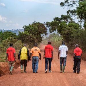 Burundi routes réhabilitées
