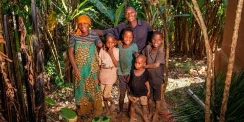 Caritas International Belgique De la nourriture d'urgence pour passer les «mois de la faim»