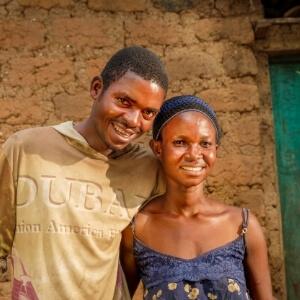 Joel et Felicite