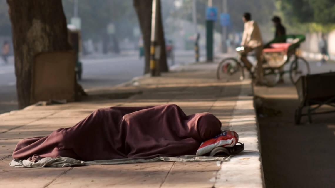 Caritas International Belgique Un autre accueil est possible pour les MENA en transit qui dorment en rue